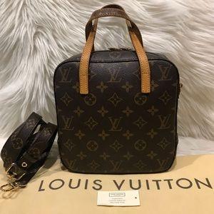 Authentic Louis Vuitton Spontini #7.1J